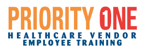healthcare vendor employee training