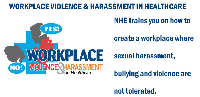 logo image of Workplace Violence & Harassment in Healthcare